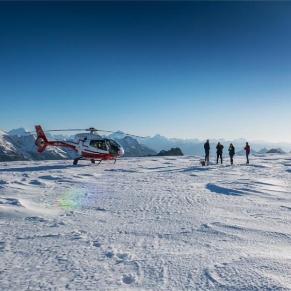 Grosser Alpenflug