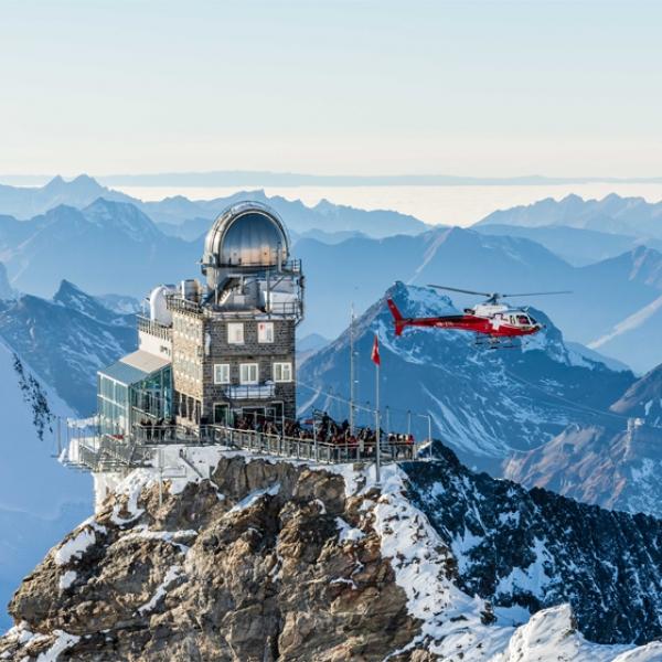 Jungfraujoch – Top of Europe