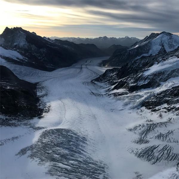 Eiger – Mönch – Jungfrau