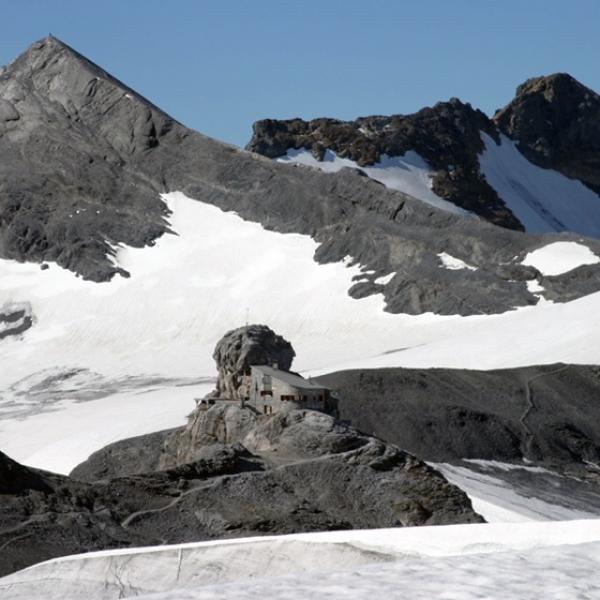 Kleiner Gletscherflug Uri
