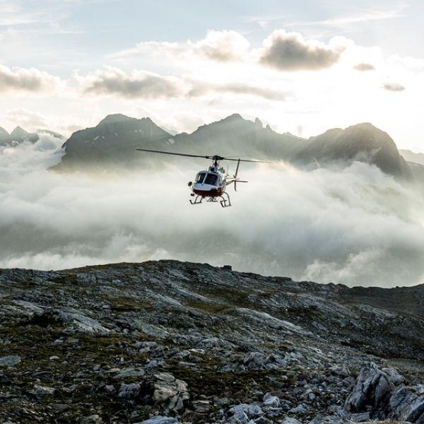 Grosser Gipfelflug