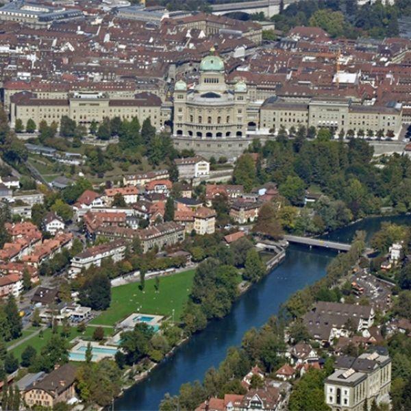 Berner-Altstadt-Flug