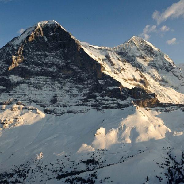 Eiger-Mönch-Jungfrau «Nord»
