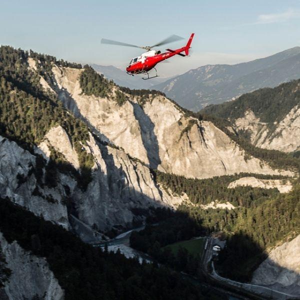 Les gorges du Rhin – Le «Grand Canyon suisse»