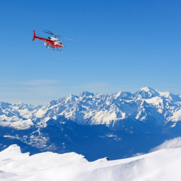Zermatt- und Matterhornflug