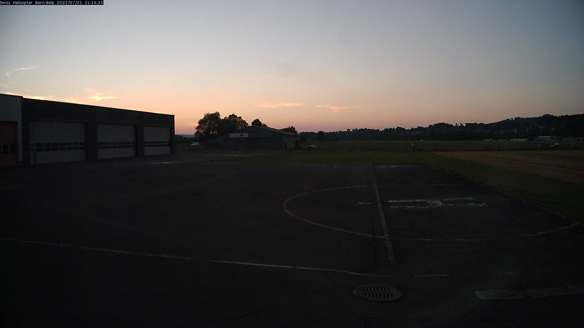 Belp Flughafen LSZB